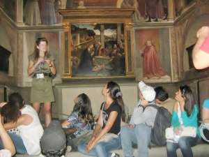 Basílica de Santa Trínita