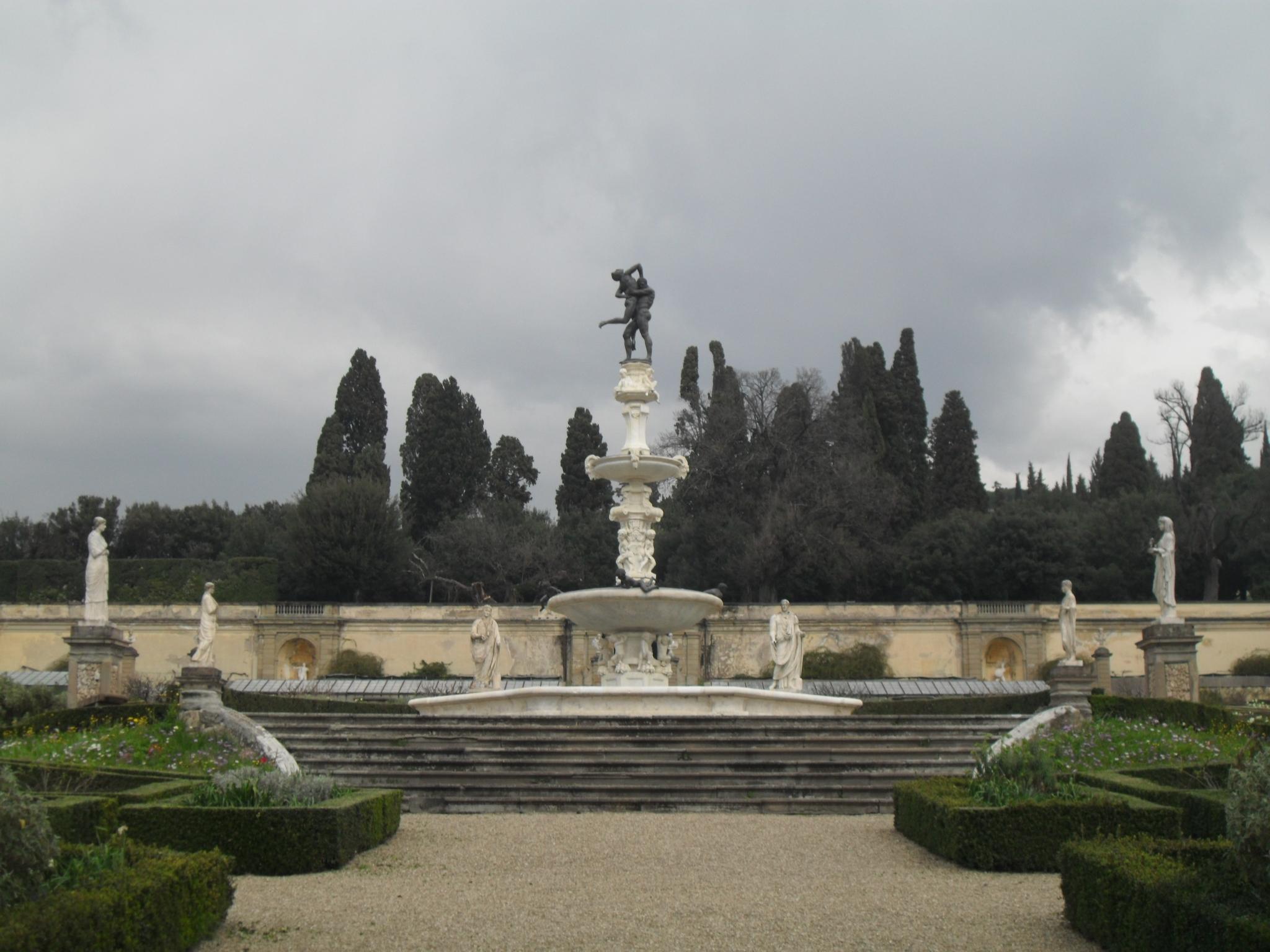 Jardim da Villa Castello