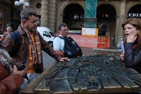 Explicando a formação da cidade de Florença