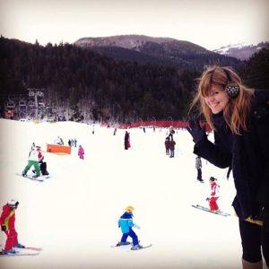 área de esqui em Abetone, Toscana