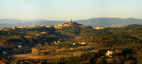 85 - San Miniato conhecendo a cidade + degustação2