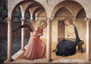 afresco do Museu de San Marco