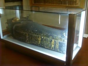 Múmia egípicia