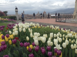 Primavera em Florença