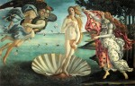 Nascimento de Venus - Botticelli