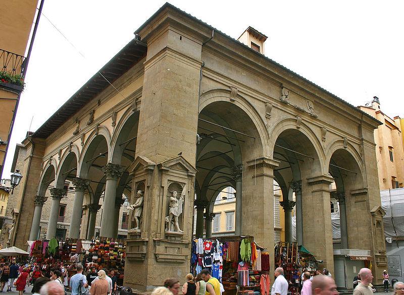 Mercado Nuovo/da Palha