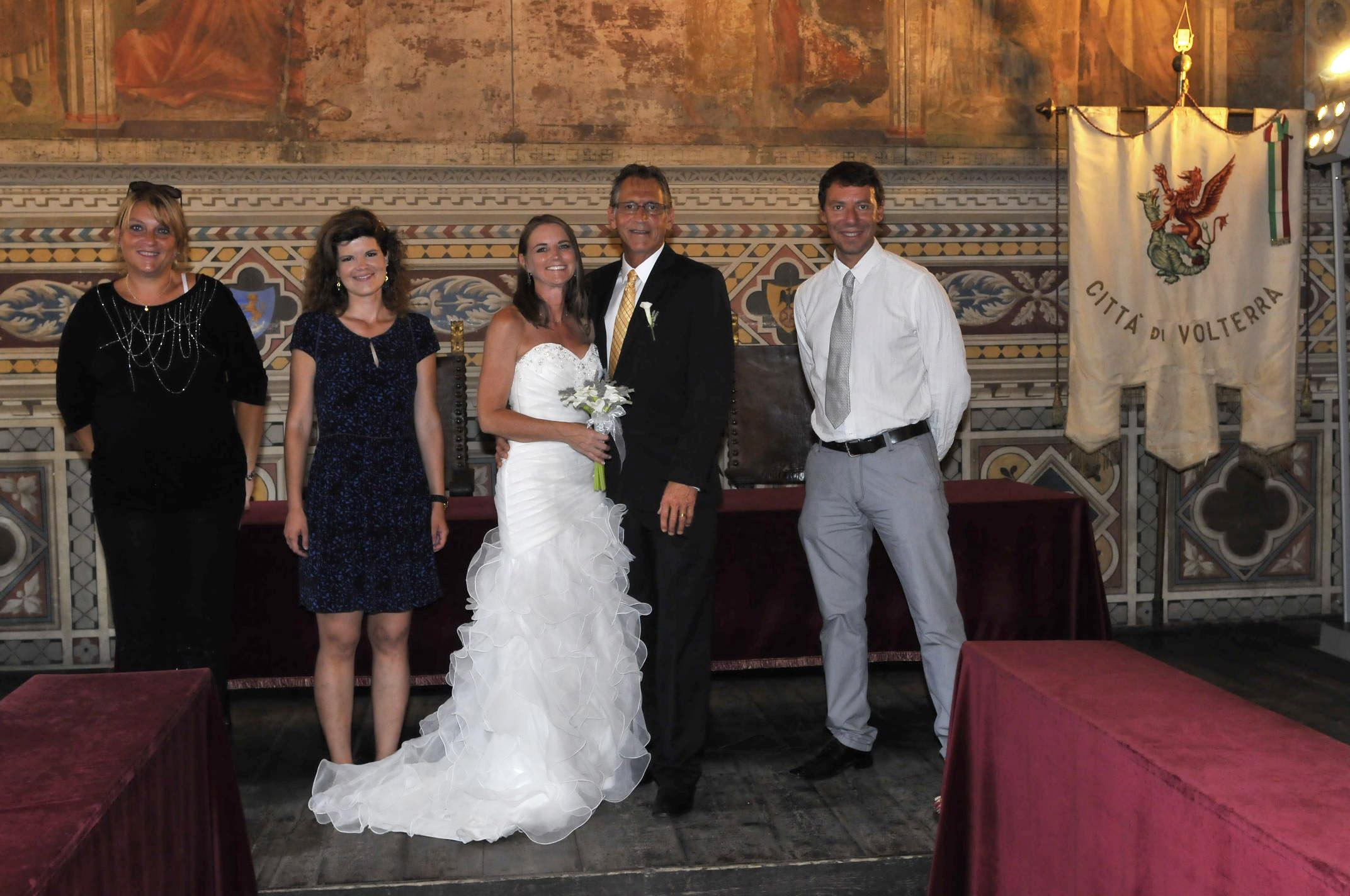 Foto oficial da cerimonia