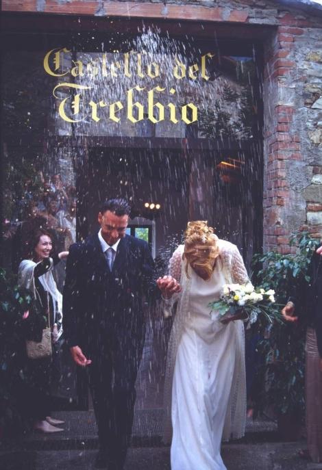 Casamento realizado em um Castello