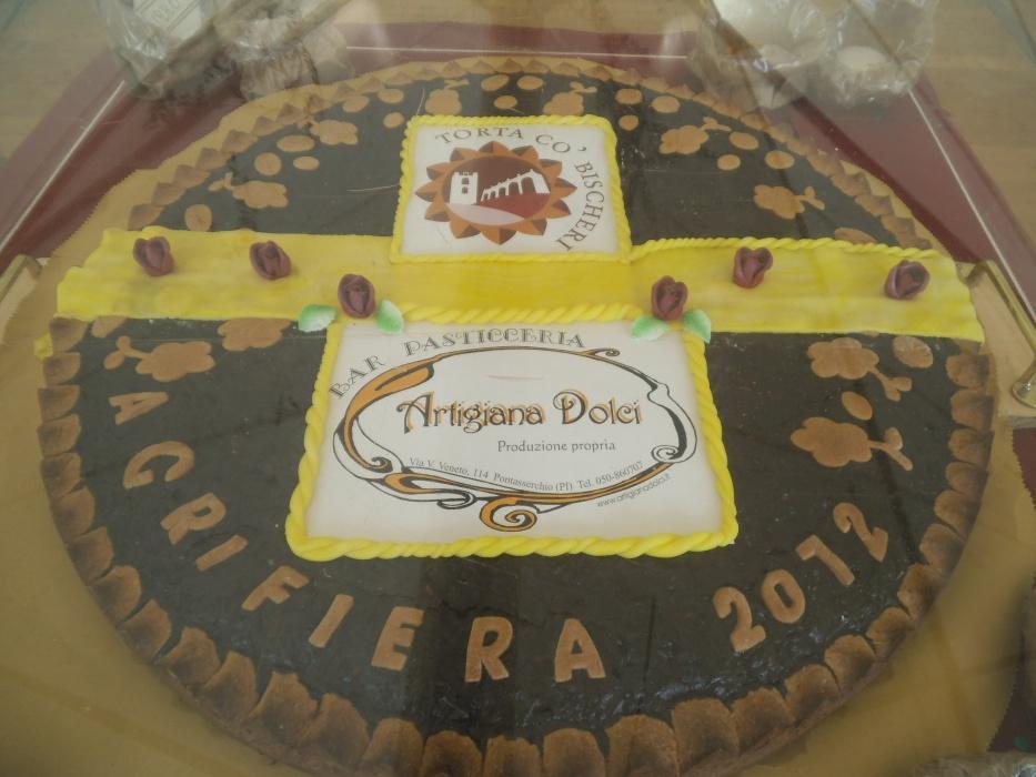 Torta da Feira de 2012