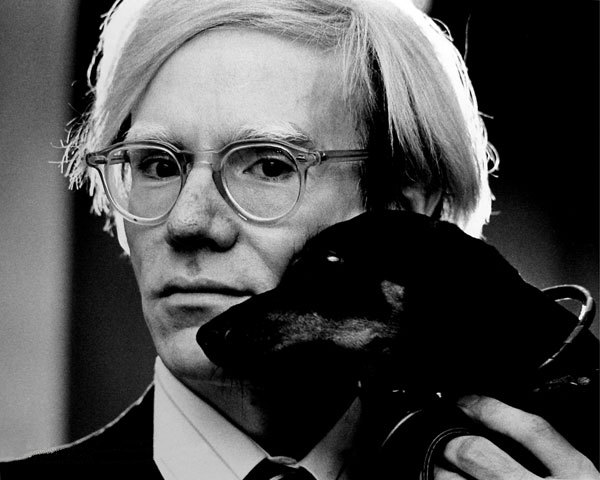 Andy Warhol - Foto Wikipedia Commons