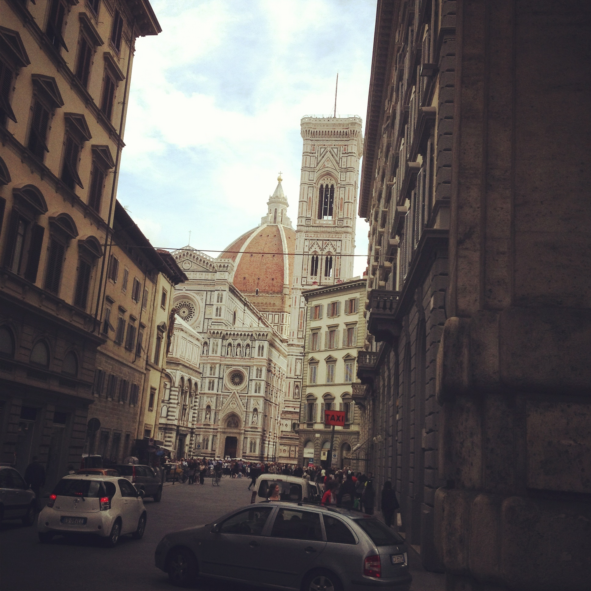 Florença - outono de 2012
