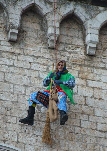 Befana em Gubbio *Wikipedia Commons