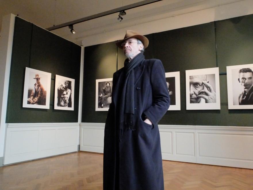 Aldo Falai na Exposição