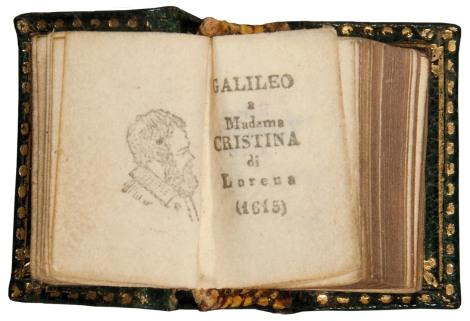 Galileo Galilei, Lettera a Madama Cristina di Lorena,Padova