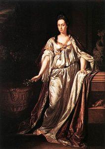 Ritratto Anna Maria Luisa de Medici per Adriaen van der Werff