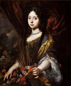 Ritratto di Anna Maria Luisa de' Medici (1667-1743))