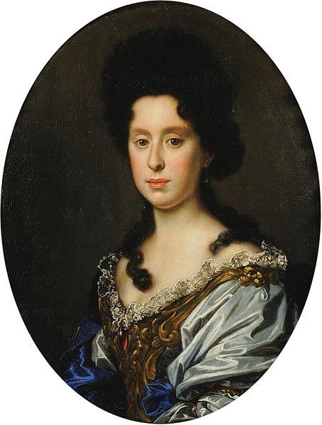 Ritratto di Anna Maria Luisa de' Medici (1667-1743)
