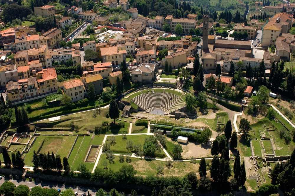 área arqueológica