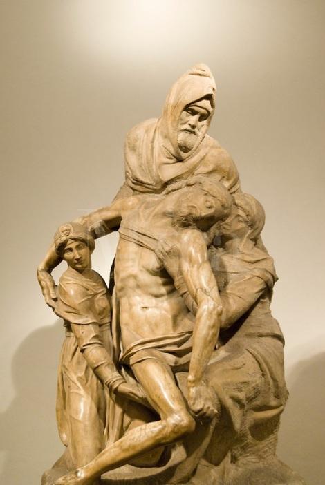 Michelangelo - Pietá