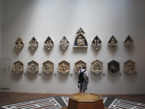 Sala da Decoração da Torre do sino de Giotto
