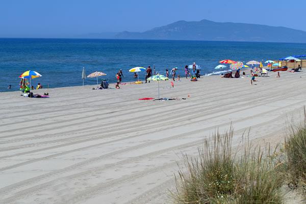 Praia di Chiarone Foto: Wikipedia Commons