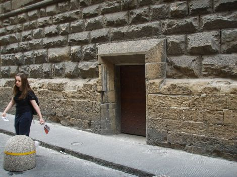 Palazzo Vecchio, saída secreta do Duca di Atene